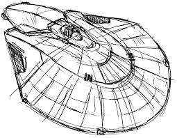Possible evolution of arcos freighter sketch by jonathanbluestone