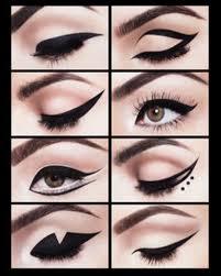 Eyeliner Chart Eyeliner Tutorials Perfectionistyou Com
