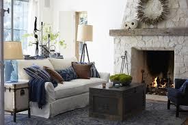 Overstock Living Room Furniture Pottery Barn Style Living Room Pottery Barn Style Living Room