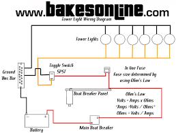 boat light wiring diagram boat image wiring diagram boat light switch wiring diagram wiring diagram schematics on boat light wiring diagram