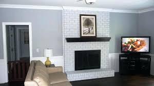 images of white fireplaces amazing white brick fireplace with black mantle images of brick fireplaces painted