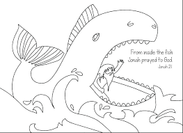 Jonah Coloring Pages Coloring Pages Web Bible Story Sheet Page The