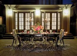 choosing zebra rug are good for cozy your home traditional patio with zebra rug and