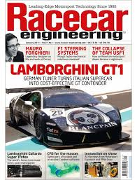 new car releasesLamborghini releases new GT3 car  Racecar Engineering
