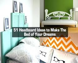 making a headboard easy to make headboards for beds beautifully idea ideas to make a headboard