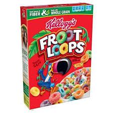 kellogg s froot loops