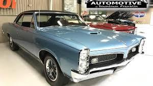 1967 Pontiac GTO for sale near Franklin, Tennessee 37064 ...