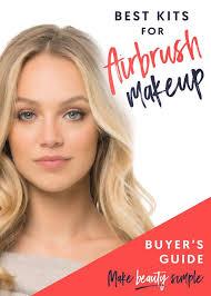 best airbrush makeup reviews kits machines make up airbrush makeup kit makeup kit and airbrush makeup reviews