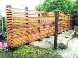 horizontal wood slat fence. Beautiful Horizontal Horizontal Slat Fence Amusing Wood Privacy Gate Designs Love This Beautiful  Idea Board Fe With R