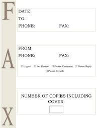 fax cover page template microsoft word 9 best free printable fax cover sheet templates images on pinterest