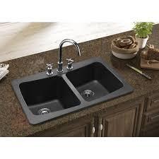 Granite Kitchen Sink Reviews Kitchen Dining Mesmerizing Dragon Composite Granite Sinks For