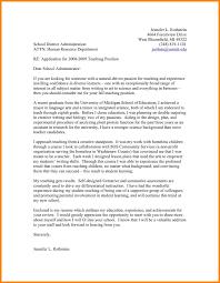 Resume For Teachers Format Template Chef Art Teacher Cover Letter
