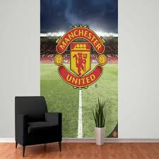 Man Utd Bedroom Wallpaper 1 Wall Mural Photo Giant Wallpaper Paper Poster Living Room