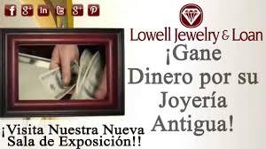 lowell jewelry loan registry of motor vehicles