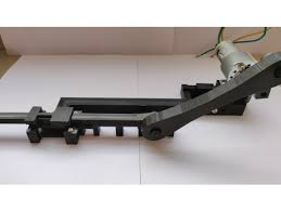Rotational To Linear Motion Using Crank And Slider By
