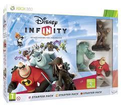 infinity 360. disney infinity starter pack (xbox 360) 360 grainger games
