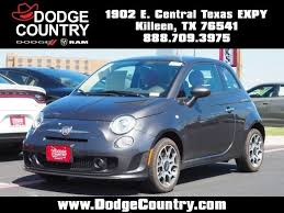 New Dodge, FIAT or Ram for Sale in Killeen, TX - Dodge Country