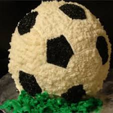 How To Decorate A Soccer Ball Cake Soccer Ball Cake Recipe Allrecipes 93