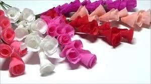 Paper Flower Making Video Easy Flowers Making Vui Ve Online