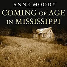 listen to coming of age in mississippi audiobook com