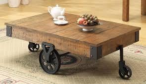coffee table casters writehookstudi on rustic wood coffee table with storage in groovy furniture rusti