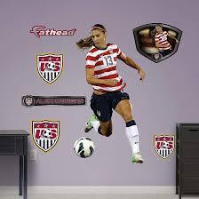 alex morgan soccer room