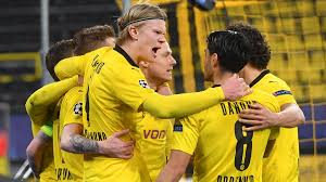 Maybe you would like to learn more about one of these? Champions League Borussia Dortmund Erreicht Das Viertelfinale Zeit Online