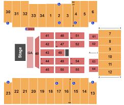 Fargo Dome Seating Chart Fargodome Seating Chart Fargo
