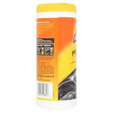 armor all original protectant wipes canister 25 count car care auto detail 10208 com