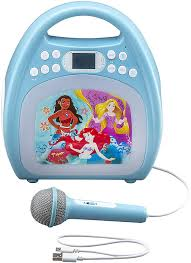 Baby When The Lights Go Out Mp3 Kiddesigns Inc Disney Bluetooth Mp3 Karaoke With Light Show Disney Princesses