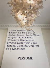 perfume exhibition in somerset house strand