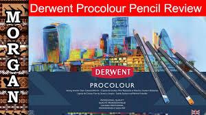 Derwent Procolour Lightfast Chart Derwent Procolour Pencils Review Jason Morgan Wildlife Art
