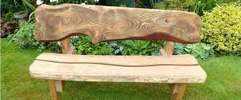 rustic garden furniture. Fancy Rustic Garden Furniture Bench Uk C