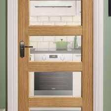 doors fascinating interior doors with glass panels interior glass doors white wall wood frame door