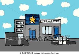 police station building clipart. Unique Police Cartoon Police Station In Police Station Building Clipart