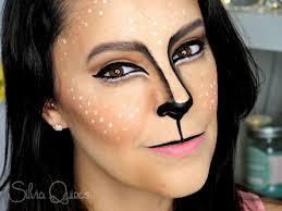 cute reindeer makeup tutorial cute reindeer makeup tutorial