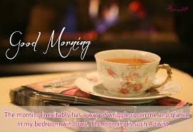 Good Morning Quotes With Tea Best of Good Morning Tea Wallpaper 24 Pictures