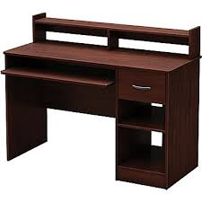 staples computer furniture. south shore metro computer desk royal cherry staples furniture
