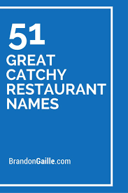 mexican restaurants names ideas. List Of 51 Great Catchy Restaurant Names Throughout Mexican Restaurants Ideas