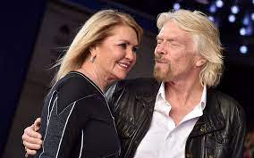 Richard Branson Has Been Married for 30 ...