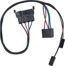 mopar parts electrical and wiring wiring and connectors 1968 69 mopar a b body wiper motor harness