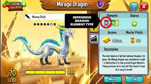 72 Comprehensive Dragon City Dragon Chart