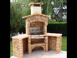 Fabrication Fours Et Barbecues Youtube Construire Un Barbecue En Pierre