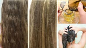 6 ways to lighten your hair naturally at home