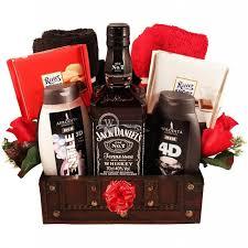 send whiskey jack solr gift basket care package