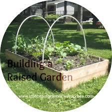 build a raised garden bed. Build A Raised Garden Bed 2