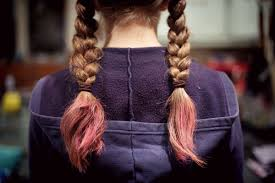 For Dads How To French Braid Pigtails Uncanny Kids