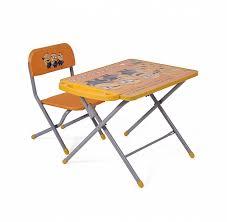 <b>Комплект детской мебели Polini</b> kids 103 Гадкий я, желтый купить ...