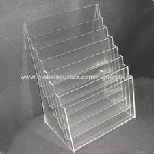 Acrylic Flyer Display Stand China Acrylic Brochure Display Stand From Dongguan Manufacturer 49