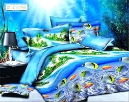 bestwensd china luxury bedding mall ocean bed linen superfine california king duvet cover set california king